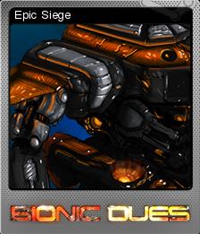 Bionic Dues Foil 2