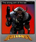 Bullshot Foil 7