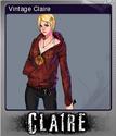 Claire Foil 2