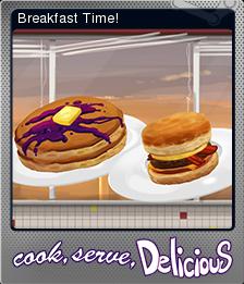 Cook Serve Delicious Foil 5