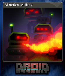 Droid Assault M Series Military