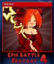 Epic Battle Fantasy 4 Card 03