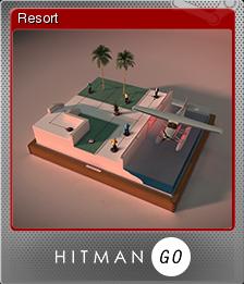 Hitman GO Definitive Edition Foil 6