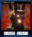 Hush Hush - Unlimited Survival Horror Card 07