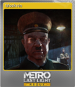 Metro Last Light Redux Foil 8