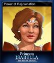 Princess Isabella The Rise of an Heir Card 4