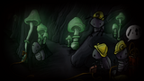 RADical ROACH Deluxe Edition Background Shroom Miners