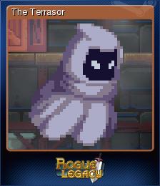 Rogue Legacy Card The Terrasor