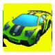 Super Toy Cars Badge 3