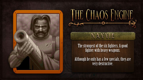The Chaos Engine Artwork 4
