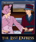 The Last Express Gold Edition Card 4