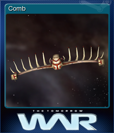 The Tomorrow War Card 6