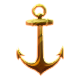 Uncharted Waters Online 2nd Age Badge 4