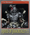 Ashes of Immortality II Foil 4