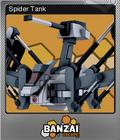 Banzai Escape Foil 3