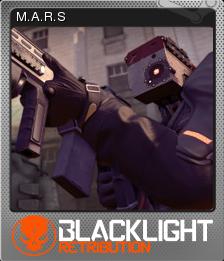 Blacklight Retribution Card 04 Foil