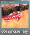Colin McRae Rally Foil 3
