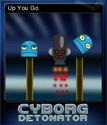 Cyborg Detonator Card 5
