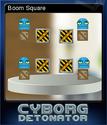 Cyborg Detonator Card 8