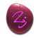 DARK BLOOD ONLINE Emoticon Purple Stone