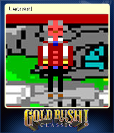 Gold Rush! Classic Card 01