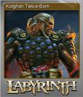 Labyrinth Foil 1