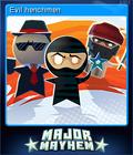 Major Mayhem Card 06