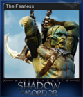 Middle-earth Shadow of Mordor Card 3
