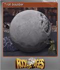 Rock of Ages Foil 4