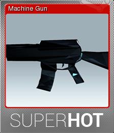 SUPERHOT Foil 2