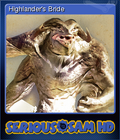Serious Sam HD The Second Encounter Card 1