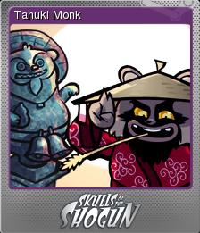 Skulls of the Shogun Foil 5