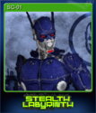 Stealth Labyrinth Card 3