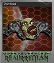 Super Killer Hornet Resurrection Foil 07