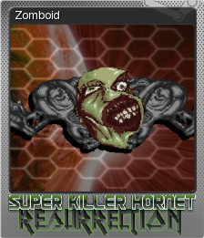 Super Killer Hornet Resurrection Foil 07