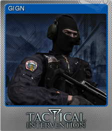 Tactical Intervention Foil 2