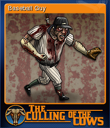 The Culling Of The Cows Card 4