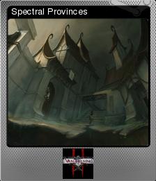 The Incredible Adventures of Van Helsing II Foil 5