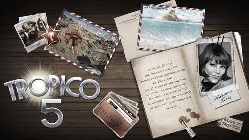 Tropico 5 Artwork 1