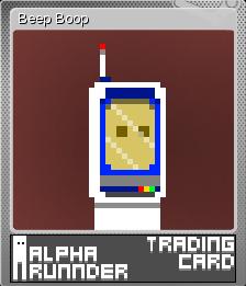 Alpha Runner Foil 1