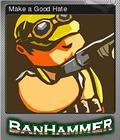 BanHammer Foil 1