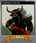 Bullshot Foil 5