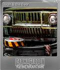 Carmageddon Reincarnation Foil 5