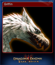 Dragon's Dogma Dark Arisen Card 5