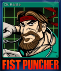 Fist Puncher Card 5