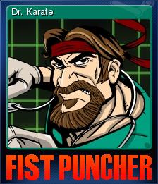 Fist Puncher Card 5