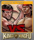Kings of Kung Fu Foil 1