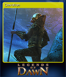 Legends of Dawn Card 2