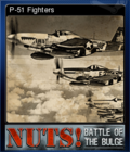 Nuts! The Battle of the Bulge Card 4