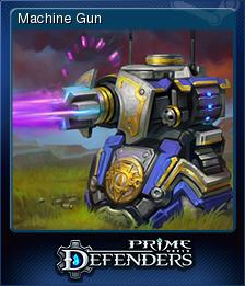 Prime World Defenders Card 09
